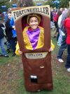 Fortune Teller Booth Costume Featured at 2013 Brookfield Zoo Boo at the Zoo! Contest on Saturday, Oct. 19, 2013
