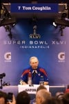 Super Bowl Media Day in photos