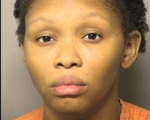 Woman arrested after waving gun at fiance