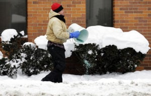 Forecast: Blizzard-like conditions, significant snowfall, dangerous cold