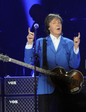 McCartney wows Chicago once again