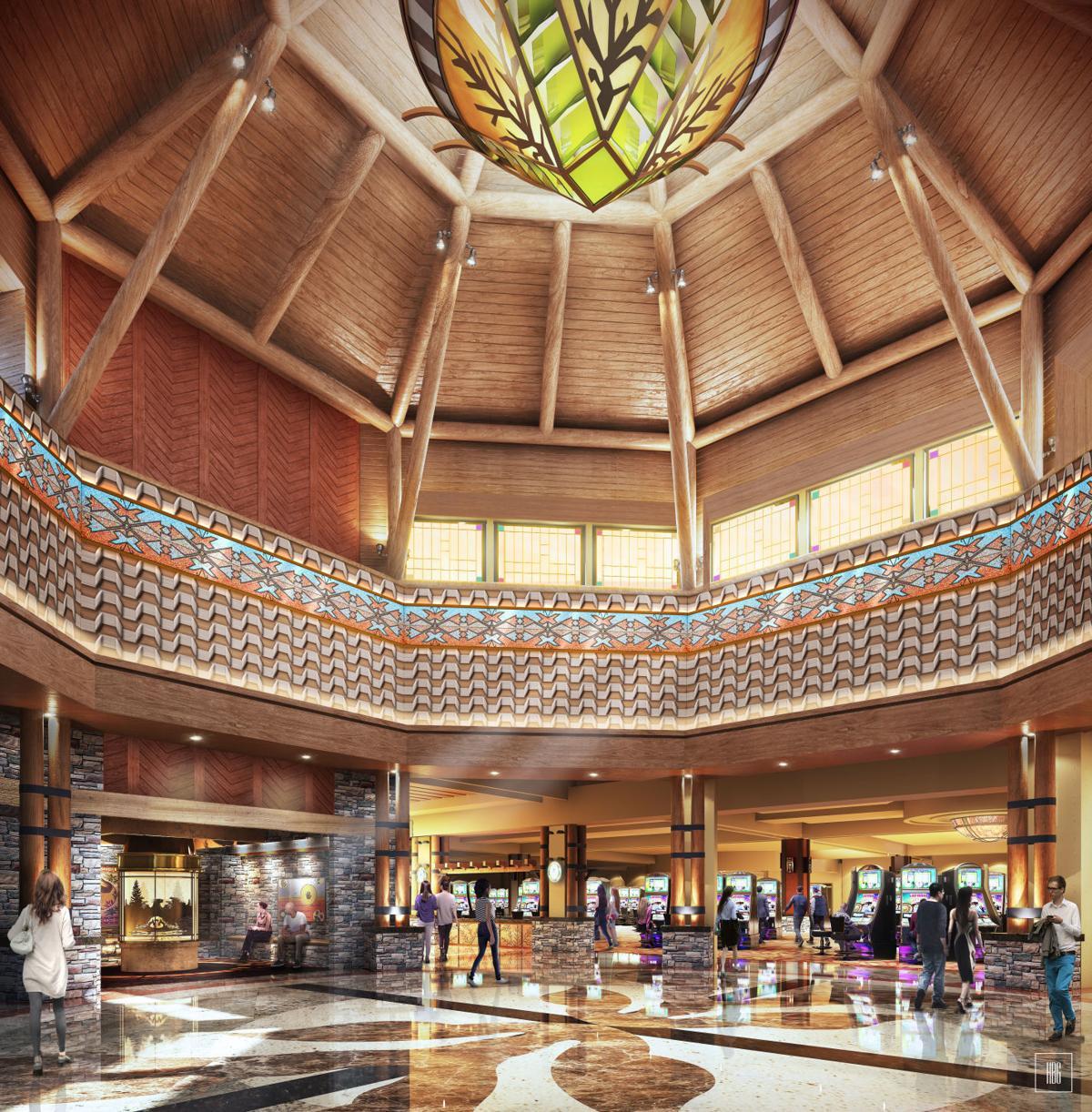 4 winds casino locations