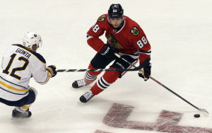 Gallery: Chicago Blackhawks take on Buffalo Sabres
