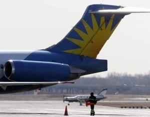 Airline says lack of 'strong demand' behind Gary departure