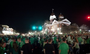 St. Patrick's Day Parade and festivities to be held Sunday