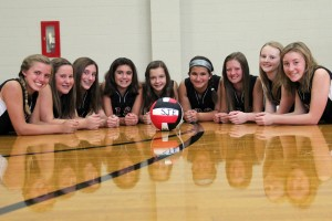Lady Eagles defeat OLG to take CYO Diocesan volleyball tourney