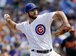 Arrieta leads Cubs past Orioles