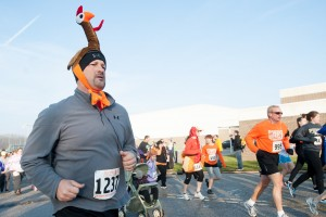 Valparaiso Crague, Marchand win 10K titles in Valpo Turkey Trot that attracts over 3,000