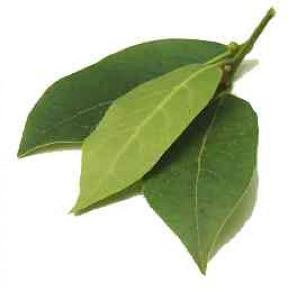 Bay leaf massage