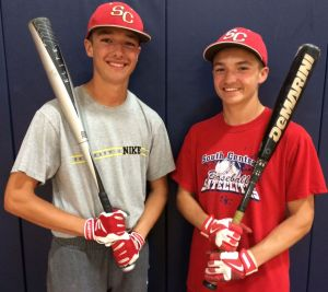 South Central's Snyder brothers share in the Satellites' success