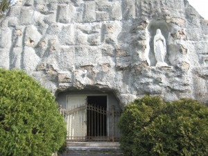 Parishioners fear once-popular Catholic shrine in South Haven could be lost forever