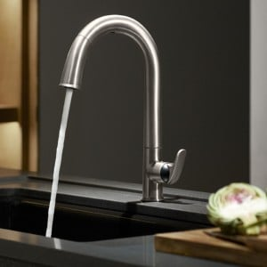 Notable new faucets