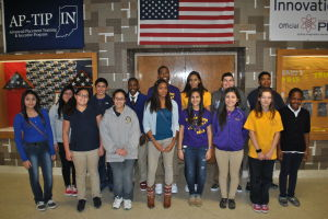 Gavit's Great Gladiators recognized