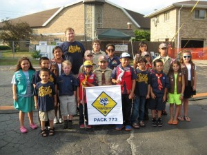 Scouts take center stage at Annunciata Fest on East Side