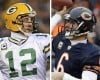 In Packers vs. Bears, it's really Rodgers vs. Cutler