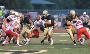 Gallery: Portage at Penn football game
