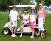 Golfers rally for a cure