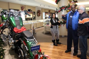 Gallery: Albert's and Calumet-Harley Bike Giveaway