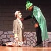 "Lake Central thespians stage high-energy musical ""The Wiz"""