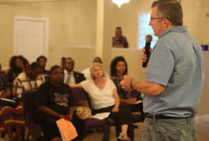Gary could be next Ferguson if racial injustice isn't addressed, speakers say