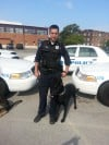 Gary police welcome two new K-9 dogs, Argo and Ranger
