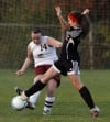 Lowell vs. Hanover Central in girls soccer postseason