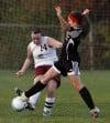 Lowell vs. Hanover Central in girls soccer postseason