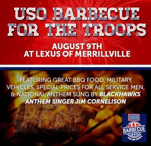USO Barbecue
