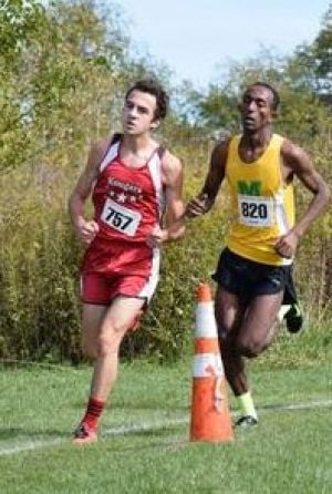 Gawronski looking for his place in Kankakee Valley running history