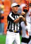 John Parry loves being an NFL official