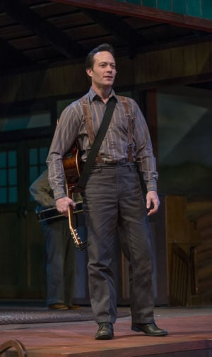 OFFBEAT: Local theater director reminds 'Johnny Cash' is a 'local boy'