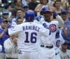 Pena, Ramirez power Cubs to 7-3 win over Rockies