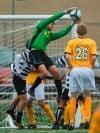 Brawl overshadows Valparaiso men's soccer victory