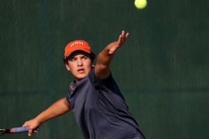 Wheeler tennis player Hibbard not slowed by labrum tear