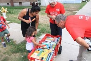 Volunteers needed for second annual Book Brigade