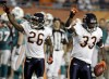 Bears record season-high six sacks in shutout of Dolphins