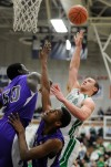 Valpo's Jerrick Suiter shoots the ball