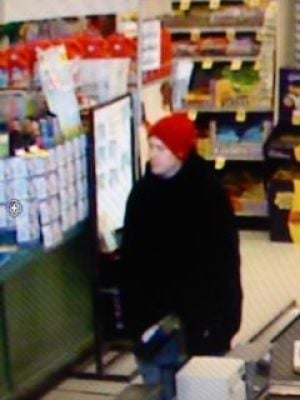 Photo released in South Haven donation box theft