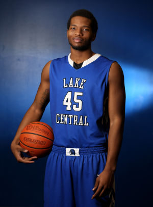 Lake Central's Wideman makes Indiana All-Star team