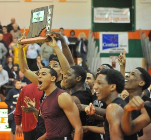 Bowman wins second straight sectional title