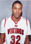 H-F basketball player Tim Williams