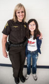St. John student, 11, wins state DARE poster contest