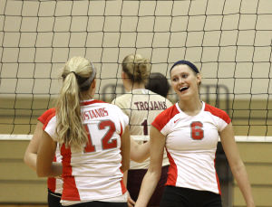 Munster earns volleyball sweep at Chesterton