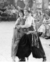"Rudolph Valentino Dancing the Tango in the 1921 Silent Film ""The Four Men of the Apocalypse"""