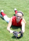 Madison Lesch, Soph., Left field