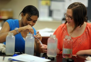 15 students compete Saturday in Science Olympiad