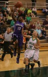 Merrillville's Dariyan Morris drives in for a layup against Valparaiso on Thursday.