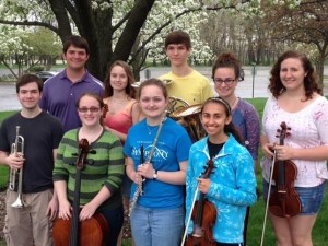 Youth orchestra names honorees, plans auditions
