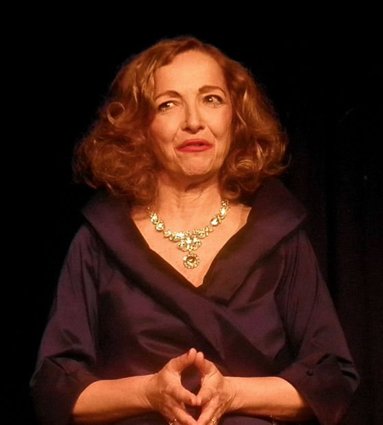 OFFBEAT with PHIL POTEMPA: Actress shines in world premiere Bette Davis play
