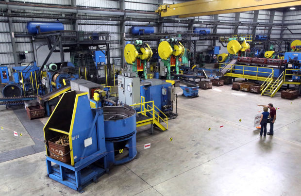Modern Forge ramping up production, staff in Merrillville